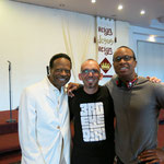 Me with Edwin  & Patrick Sturgis, October 2013