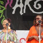 Edwin Hawkins & His New Edwin Hawkins Singers, Art & Soul Festival 2012, Oakland CA (USA)
