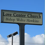 Love Centre Church, 10440 International Boulevard,  Oakland CA (USA)