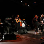 Fred Wesley & The New J.B.'s, KK Thun, 05.04.2014  (with rad. on keys!)