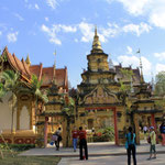 Tempelanlage