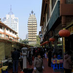 West oder East PAgoda
