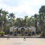 Eingang des Manting-Parks