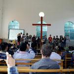 Im Lisu-Gottesdienst