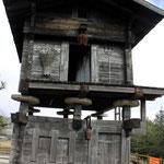 typisches Haus in der Schweiz
