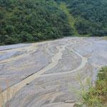 Staudamm am Dimaluo-Fluss