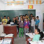 9. Klasse vom Mittwoch