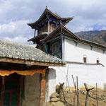 Kirche in Baihanluo
