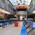 schöner Food-Court