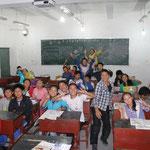 7. Klasse vom Mittwoch
