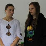 Karin und Merle aus Puladi