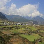 Bingzhongluo-Ort