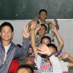7. Klasse vom Montag