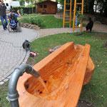 Wasserzufuhr einfache Ausführung