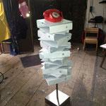 Kunstwerk für Ecovis-Steuerkanzlei