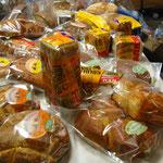 Styropor-Brote für Müller Brot Messestand