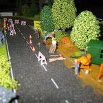 Bau einer MiniCarreraBahn für Universal