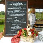 Golfturnier mit Thema Schottland