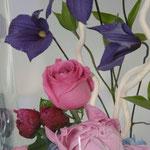 Rednerpult Vase