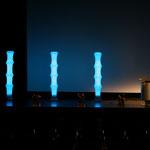 Lampendesign für eine Veranstaltung in der BMW-Welt
