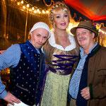 Roncalli Premiere 2013 mit Gloria & Jens Krumpholz