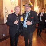 Abschiedsfeier von EX OBB Ude mit Günter Sigl von Spider Murphy Gang Foto: Europ. Pressagentur