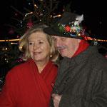 Mit Jutta Speidel zur Benefiz-Weihnachtsfeier 2013