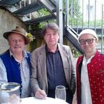 Fritz Roger & Parketthändler Jens Krumpholz