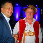 TV Zauberkünstler & Moderator Frank Katzmarek Wandelhalle Bad Wiessee 2014