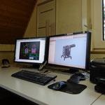 2D- und 3D CAD Systeme