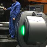 レーザートラッカー 検査 旋盤 機上計測