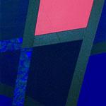o.T., 30 x 30 cm , Acrly auf Holz, 2017