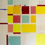 o.T., 2017, 130 x 150 cm, Acryl auf Baumwollnessel