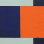 o.T., 2012, 20 x 30 cm, Acryl auf Holz