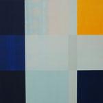 o.T., 2012, 60 x60 cm, Acryl auf Baumwollnessel