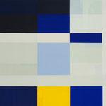 o.T., 2012, 85 x 95 cm, Acryl auf Baumwollnessel