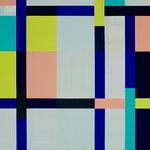 o.T., 2015 45 x 50 cm, Acryl auf Baumwollnessel