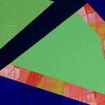 o.T., 2020, 10 x 15 cm, Acryl auf Holz