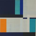 o.T., 2012, 75 x 85 cm, Acryl auf Baumwollnessel