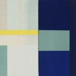o.T. Diptychon, 2013,  60 x 60 cm, Acryl auf Baumwollnessel