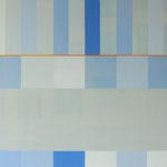 o.T., 2011, 80 x 90 cm, Acryl auf Baumwollnessel