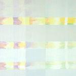 o.T., 2009, 30 x 30 cm, Acryl auf Holz