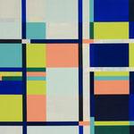 o.T., 2015 120 x 150 cm, Acryl auf Baumwollnessel