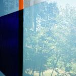 St. Bonifazius/Hamm, Detailansicht , 2012,  Foto: Celia Mendoza, Ausführung: Derix Glasstudiios Taunusstein