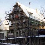 Kulturdenkmal Klemmengasse, Sanierung und Umbau