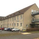 Laiblinschule Pfullingen, Südwestseite 2019 vor der Sanierung
