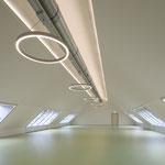Laiblinschule Pfullingen, beidseitig belichteter Dachraum 2021
