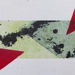 Das kontaminierte Ding, 2019, Materialdruck, 14 x 28,5 cm