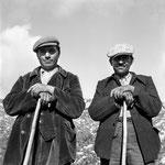Travailleurs dans le Vercors, 1936 © Charlotte Perriand