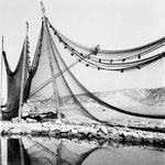 Filets de pêche, Bakarac, Croatie, 1929 © Charlotte Perriand